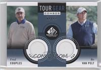 Bo Van Pelt, Fred Couples /12