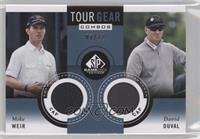 David Duval, Mike Weir /12