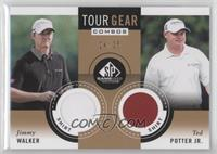 Jimmy Walker, Ted Potter Jr. /25