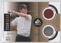 Mike Weir /35