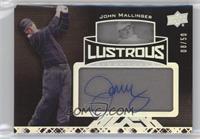 John Mallinger /50
