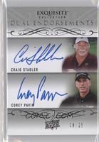 Craig Stadler, Corey Pavin /25