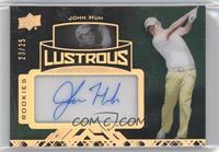 John Huh /25
