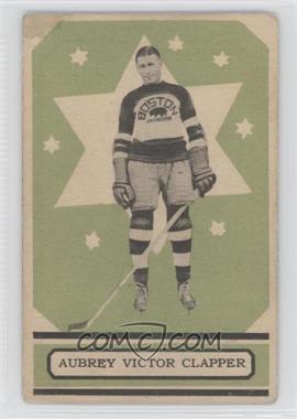 1933-34 O-Pee-Chee Series A #8 - Aubrey Victor Clapper [PoortoFair]
