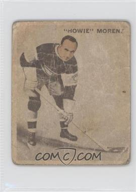 1933 World Wide Gum Ice Kings #36 - Howie Morenz [Poor to Fair]