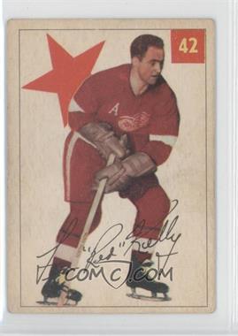 1954-55 Parkhurst #42 - Red Kelly [GoodtoVG‑EX]