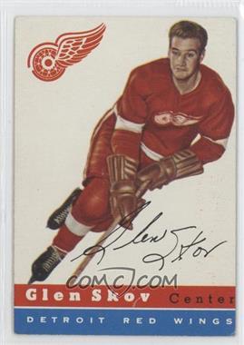 1954-55 Topps - [Base] #16 - Glen Skov