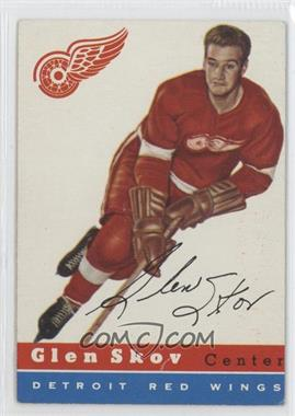 1954-55 Topps #16 - Glen Skov