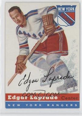 1954-55 Topps #56 - Edgar Laprade