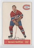 Bernie Geoffrion [Poor to Fair]