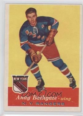 1957-58 Topps - [Base] #60 - Andy Bathgate
