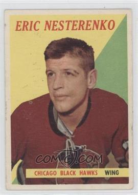 1958-59 Topps #53 - Eric Nesterenko