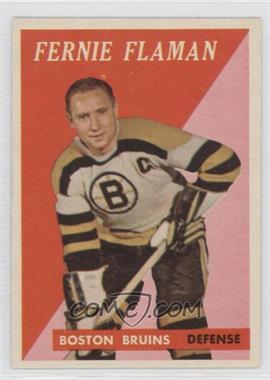 1958-59 Topps #56 - Fern Flaman