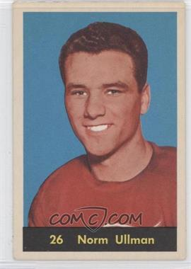 1960-61 Parkhurst #26 - Norm Ullman