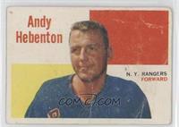 Andy Hebenton [Poor]