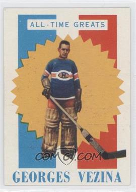 1960-61 Topps #19 - Georges Vezina
