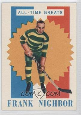 1960-61 Topps #35 - Frank Nighbor