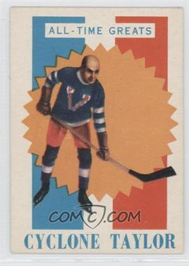 1960-61 Topps #46 - Cyclone Taylor