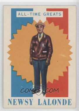 1960-61 Topps #48 - Edgar Laprade