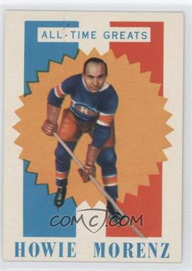 1960-61 Topps #59 - Howie Morenz