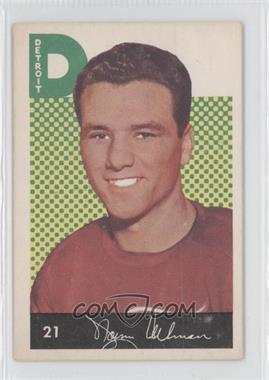 1962-63 Parkhurst #21 - Norm Ullman