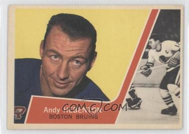 1963-64 Topps #15 - Andy Hebenton