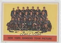 New York Rangers Team