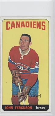 1964-65 Topps - [Base] #4 - John Ferguson