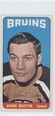 1964-65 Topps #100 - John Bucyk