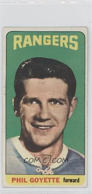 1964-65 Topps #87 - Phil Goyette [Good to VG‑EX]