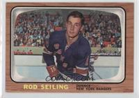 Rod Seiling