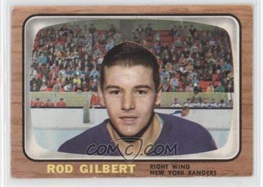 1966-67 Topps #26 - Rod Gilbert