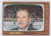 Sid Abel [GoodtoVG‑EX]
