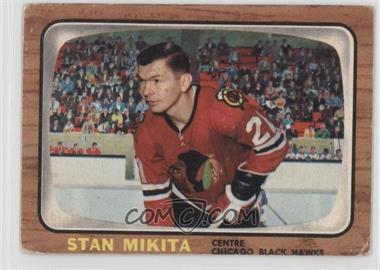 1966-67 Topps #62 - Stan Mikita