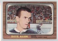 Dave Keon [GoodtoVG‑EX]