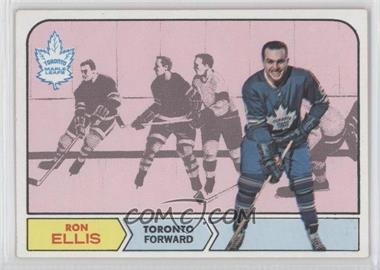1968-69 Topps - [Base] #126 - Ron Ellis