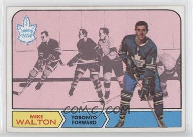 1968-69 Topps - [Base] #132 - Mike Walton