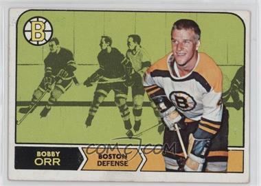 1968-69 Topps - [Base] #2 - Bobby Orr [GoodtoVG‑EX]