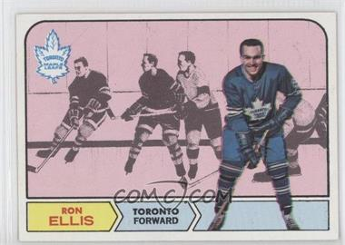 1968-69 Topps #126 - Ron Ellis