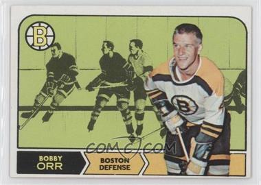 1968-69 Topps #2 - Bobby Orr