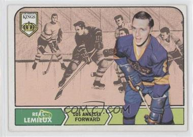 1968-69 Topps #36 - Real Lemieux