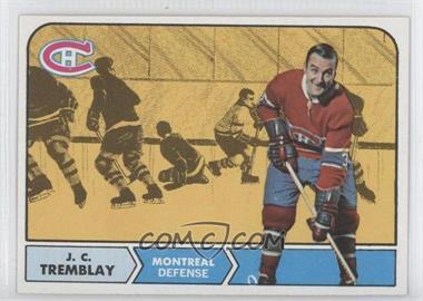 1968-69 Topps #59 - J.C. Tremblay