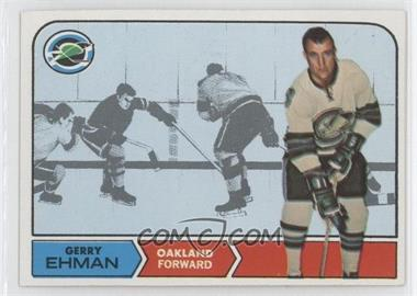 1968-69 Topps #84 - Gerry Ehman
