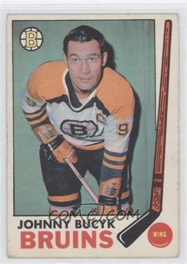1969-70 O-Pee-Chee - [Base] #26 - John Bucyk