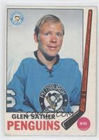 Glen Sather [Good to VG‑EX]