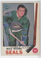 Bill Hicke [Good to VG‑EX]