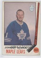 Johnny Bower [Good to VG‑EX]