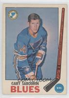 Gary Sabourin [Good to VG‑EX]