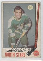 Lou Nanne [Poor]
