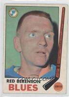 Red Berenson [Good to VG‑EX]